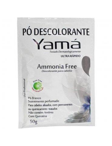 Descolorante Yamá Ammonia Free 50g