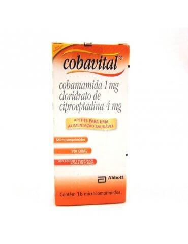 Cobavital com 16 Microcomprimidos