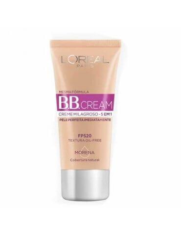 BB Cream L'Oréal Paris Dermo Expertise Base Morena 30ml