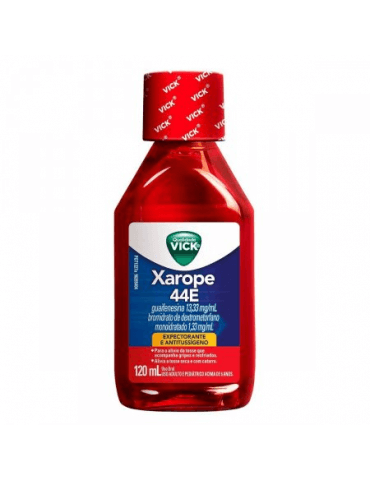 Xarope Vick 44E 120ml