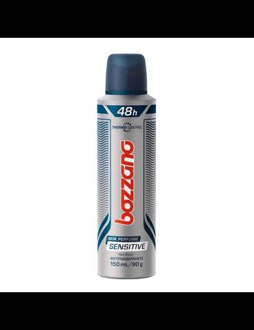 Desodorante Aerosol Bozzano Sensitive Sem Perfume