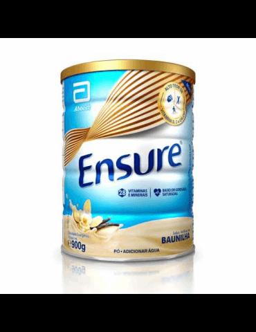 Suplemento Nutricional Ensure Sabor Baunilha 900g