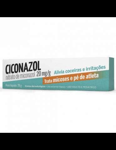 Ciconazol 20mg Creme 28g
