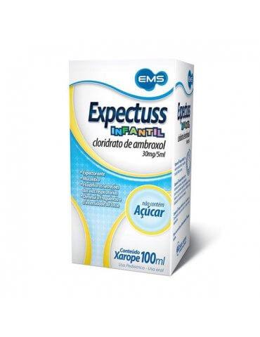 Expectuss Xarope Infantil 100ml