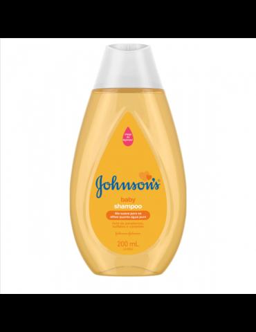 Shampoo Johnson's Baby Regular 200ml
